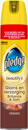 Pledge® Beautify It Glanz & Pflege - Klassisches Holz