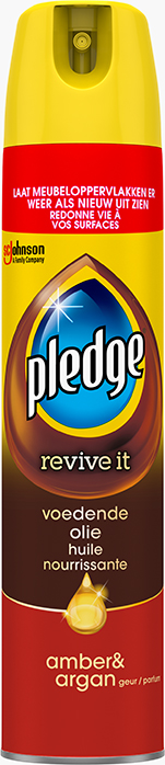 Pledge® Revive It Voedende Olie - Amber & Argan