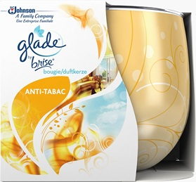 Glade® by Brise® kaars Anti Tabak