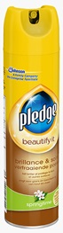 Pledge® Beautify It Glanz & Pflege - Springtime