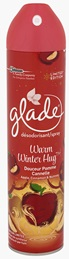 Glade® aerosol - Warm Winter Hug - Apple, Cinnamon & Nutmeg