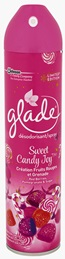 Glade® aerosol - Sweet Candy Joy - Red Berries, Pomegranate & Sugar