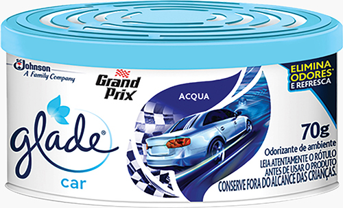 Glade® Gel Car Acqua