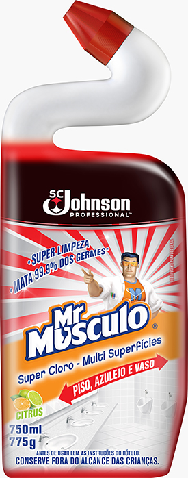 Professional Mr Músculo® Cloro Gel