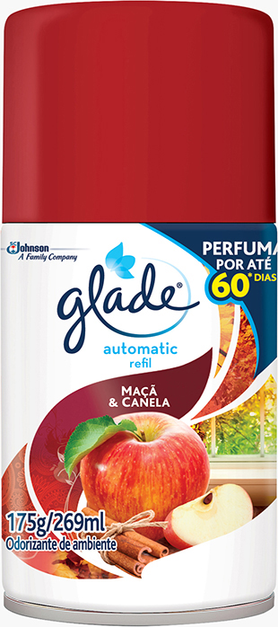 Glade® Automatic Spray Maçã & Canela