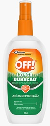 OFF!® Longa Durção Spray