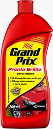 Grand Prix® Pronto Brilho