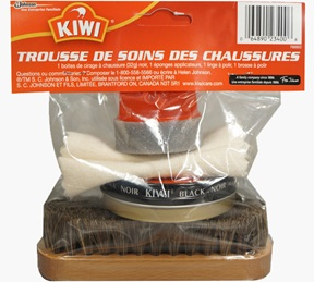 KIWI® Shoe Care Kit (Discontinued)