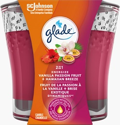 Chandelle - Fruit De La Passion À la vanille Et Brise Exotique®