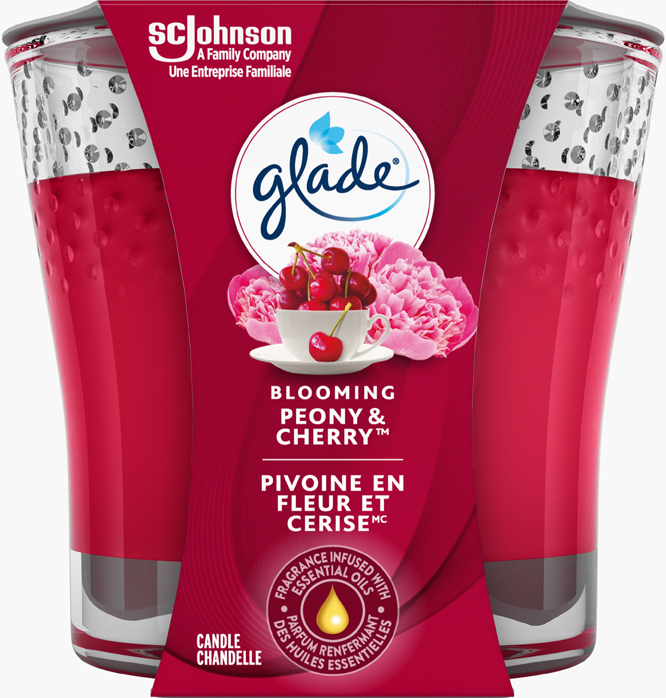 Candle - Blooming Peony & Cherry™