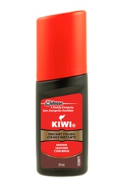 KIWI® Shine & Protect Instant Polish - Brown