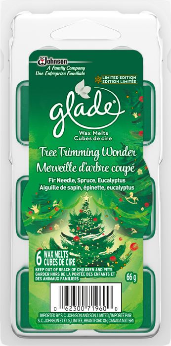 Glade® Waxmelts - Tree Trimming Wonder