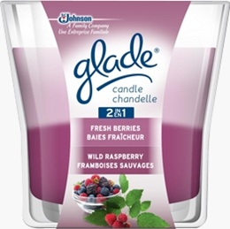 Candle - Radiant Berries™ & Wild Raspberry