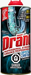 Drano® Professional Strength Crystals Clog Remover