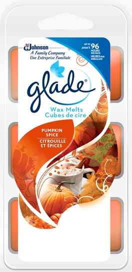 Glade® Wax Melts - Pumpkin Spice
