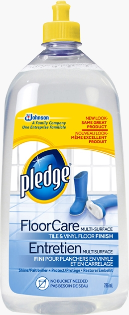 Pledge® FloorCare Multi Surface Finish