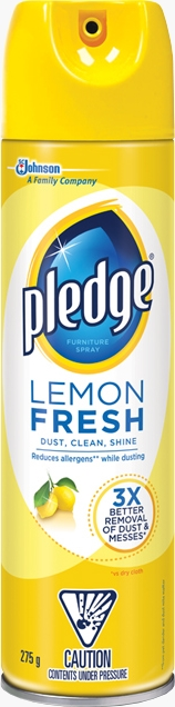 Pledge® Lemon Fresh