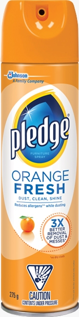 Pledge® Orange Fresh®