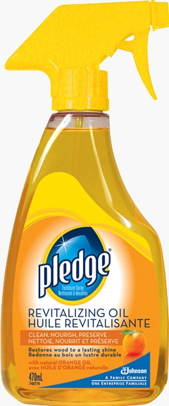 Pledge® Revive Restoring Oil - Orange