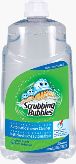 Scrubbing Bubbles® Auto Shower Cleaner Refill - Original Scent