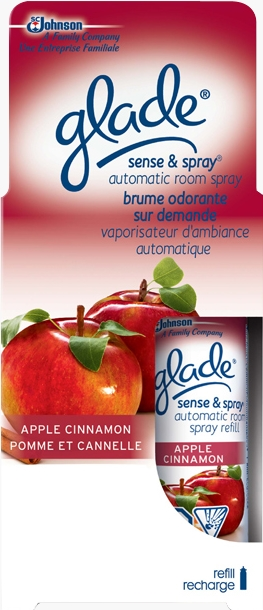 Sense & Spray® Refill - Apple Cinnamon