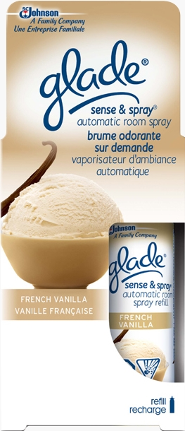 Sense & Spray® Refill - French Vanilla