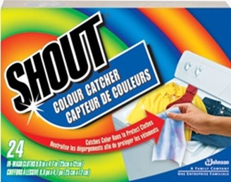 Shout® Colour Catcher™ Cloths