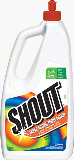 Shout® Triple-Acting Refill