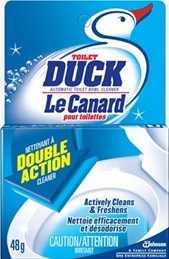 Toilet Duck® Automatic Toilet Bowl Cleaner
