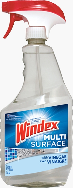Windex® Multi-Surface Cleaner with Vinegar