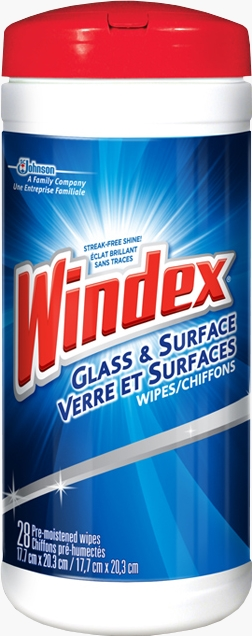 Windex® Original Glass & Surface Wipes