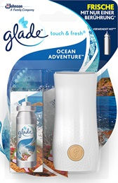 Glade® Touch & Fresh® Starter Set Ocean Adventure™