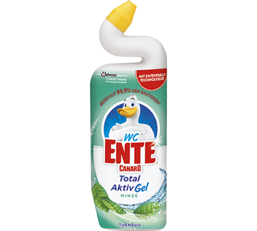 WC-Ente® Total Aktiv Gel Minze
