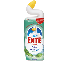 Canard®-WC Total Aktiv Gel Minze