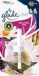 Glade® electric scented oil Nachfüller Relaxing Zen