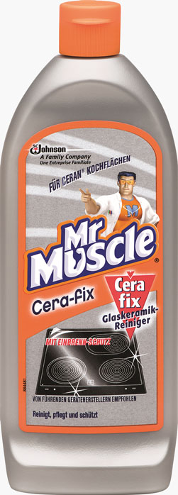 Mr Muscle® Cera-fix Glaskeramik-Reiniger