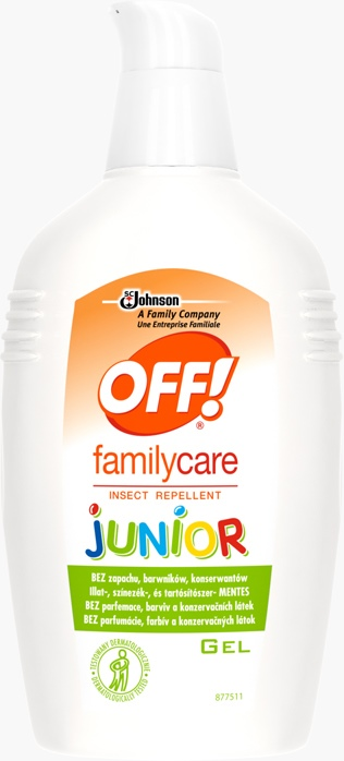 Off!® Family Care Junior Gel