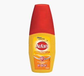 Autan® Protection Plus Pumpspray