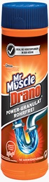 Mr Muscle® Drano® Power-Granulat 500g