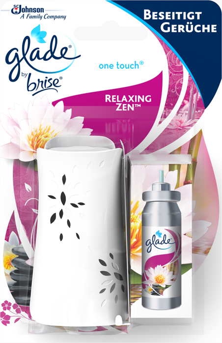 Glade by Brise® One Touch Minispray Original Relaxing Zen