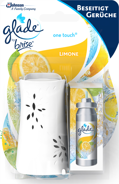 Glade by Brise® One Touch Minispray Original Limone