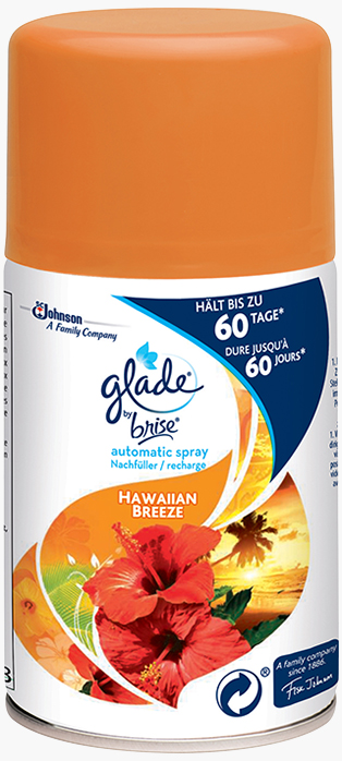 Glade® by Brise® Automatic Spray Nachfüller Hawaiian Breeze
