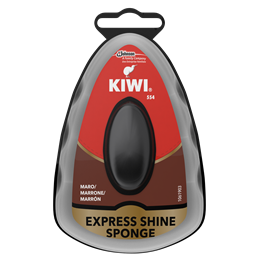 KIWI® Esponja Express Marron