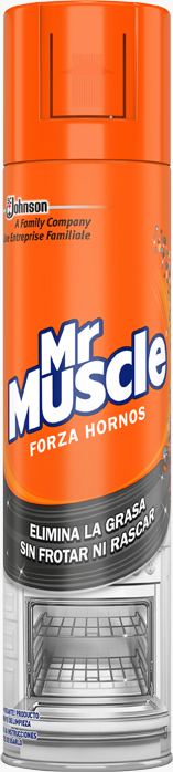 MR MUSCLE® FORZA® HORNOS