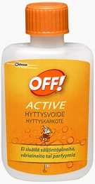 OFF!® Active Myggkräm