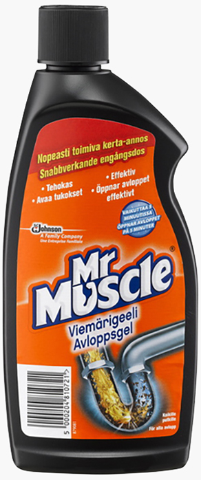 Mr Muscle® Aloppsgel