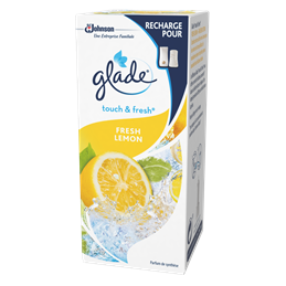 Glade Touch & Fresh® recharge Lemon