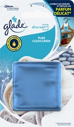 Glade Discreet® recharge Pure Clean Linen