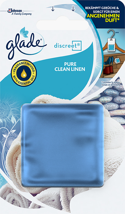Glade Discreet® recharge Lavender