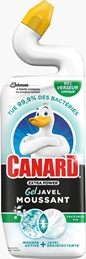 Canard® Extra Power Gel Javel Moussant Fraîcheur Pin